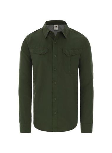The North Face Gömlek Yeşil